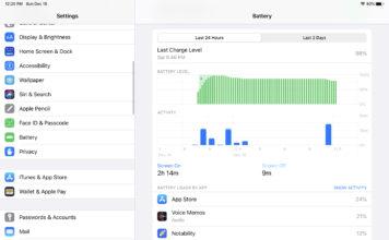 iPad Battery Image