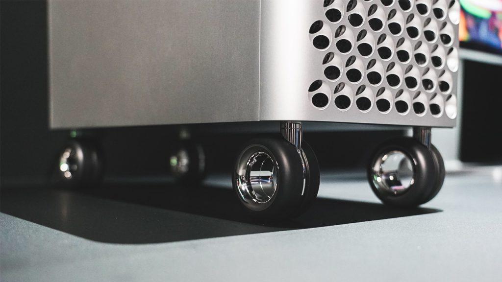 MacPro wheels ($700)
